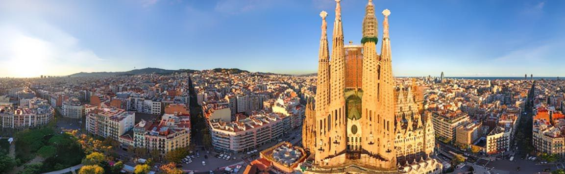 Barcelona City Breaks from London