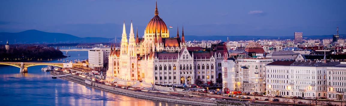 Budapest City Breaks from London