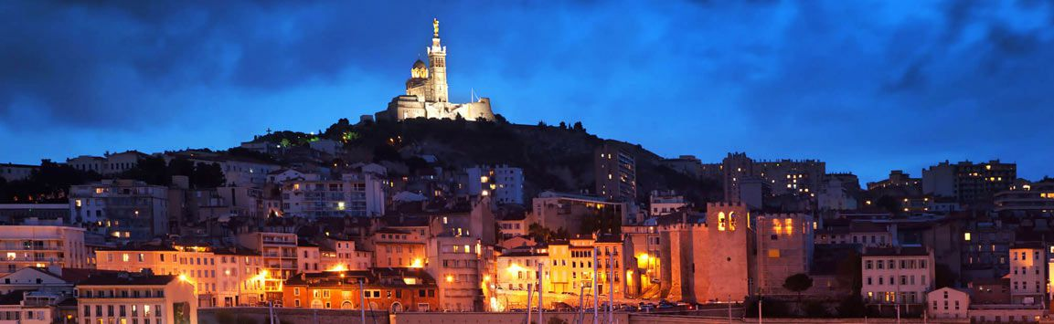 Marseille City Breaks from London