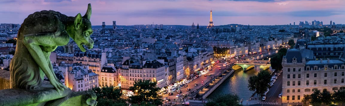 Paris City Breaks from London
