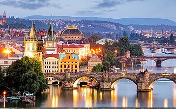 City Breaks Prague