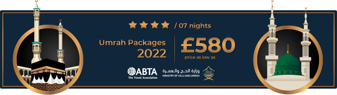 4 star cheap umrah package 2021
