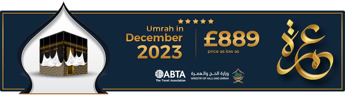 5 star December umrah packages 2020 with flights ...
