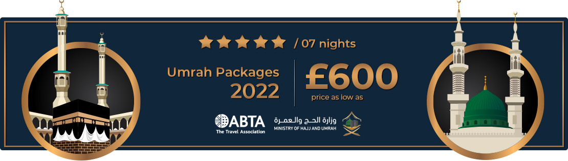 5 star cheap umrah package 2021