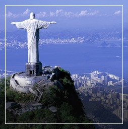 Brazil flights from £ 408