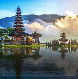 Indonesia flights from £ 435