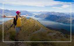 New Zealand flights from £ 641