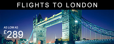 flights to london from Africa