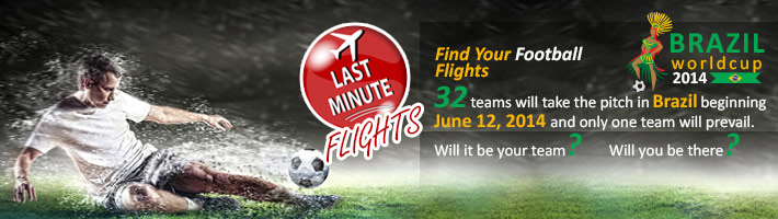 brazil world cup 2014 flights finder