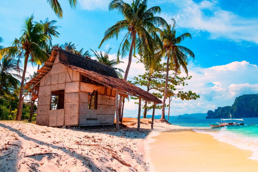 Beaches at Philippines