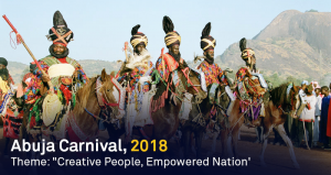 Tourist Attractions Guide – Abuja Carnival, 2018