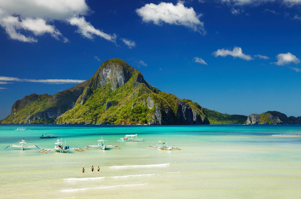 Cadlao island, Palawan, Philippines
