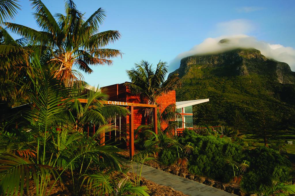 Capella Lodge Lord Howe Island Australia