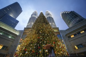 Rediscover yourself in Malaysia during Christmas 2017