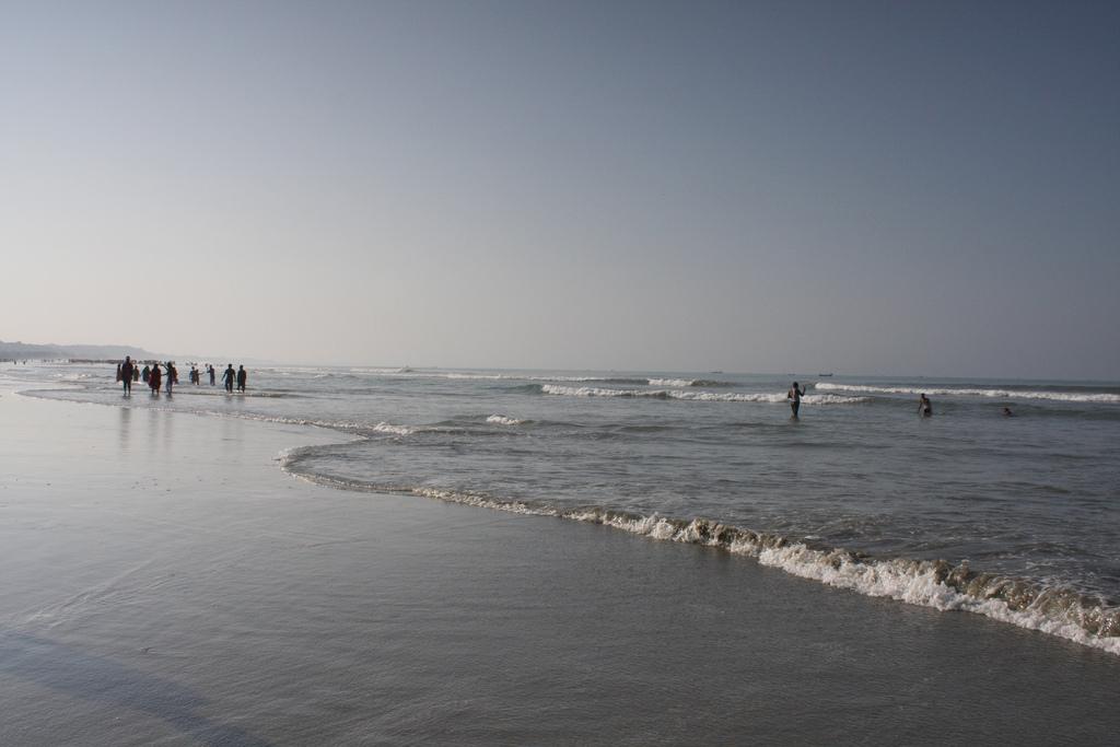 Beach of Cox's Bazar, Bangladesh