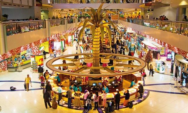 Dubai-International-Airport-Inside