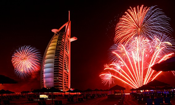 Top Holiday Destinations to Witness the New Year Celebrations