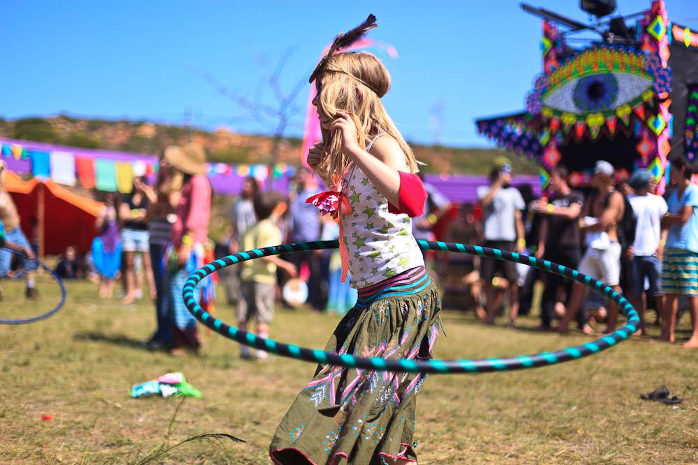 Earthdance Festival Cape Town