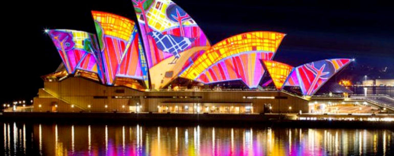Sydney Vivid Festival 2019