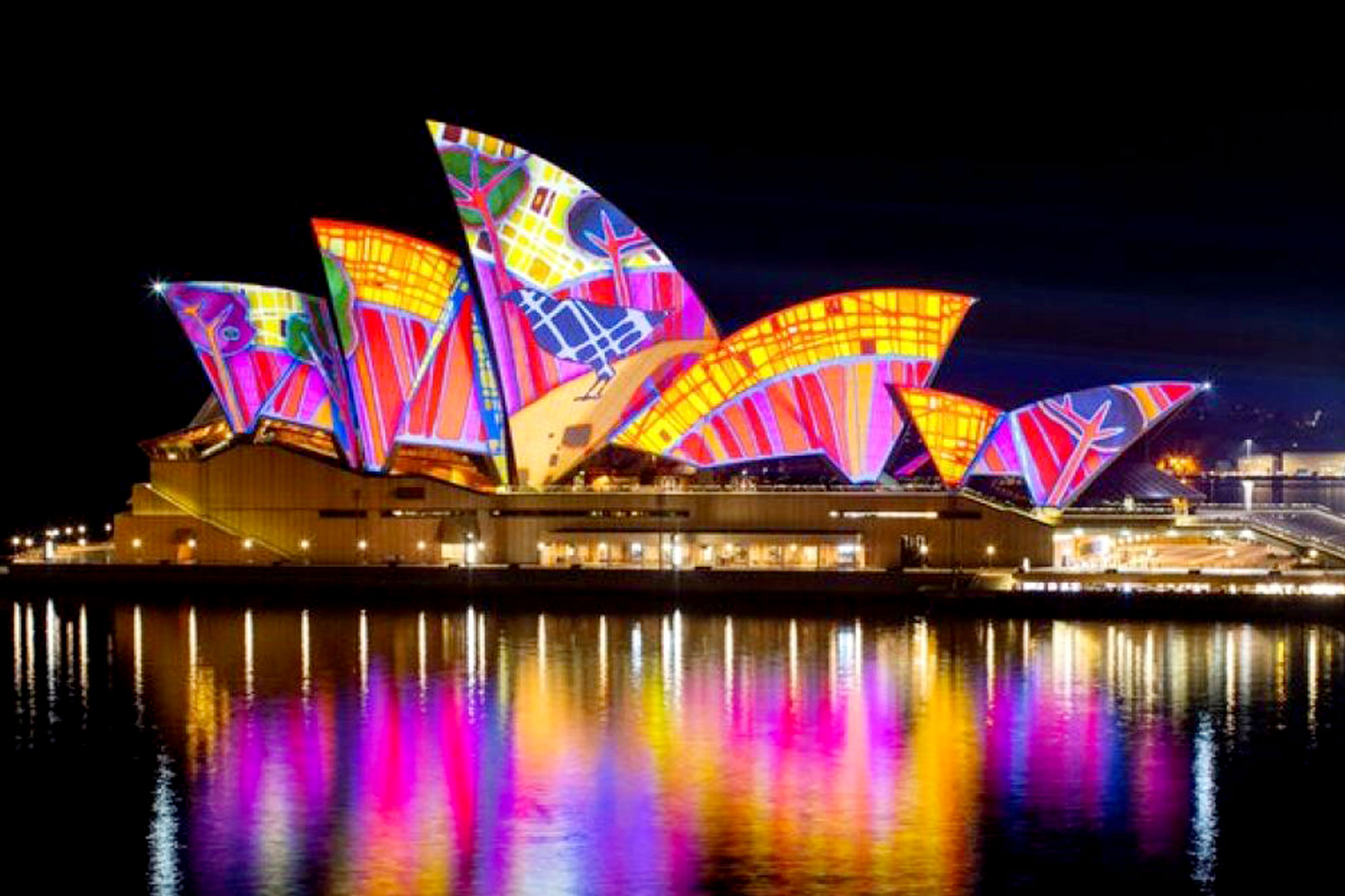 Sydney Makes Preparations For The Upcoming Event – Vivid...