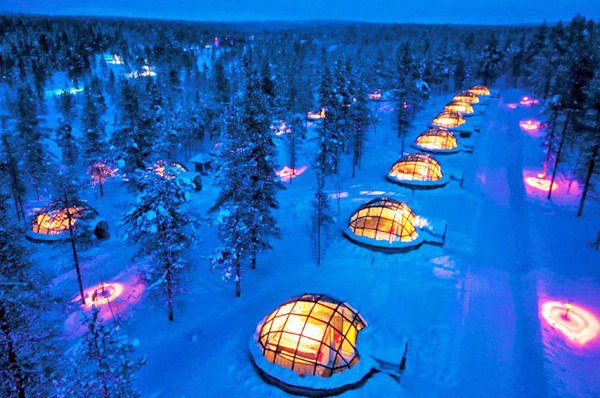 Breathtaking Winter Vacation Destinations