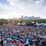 Dance to the Vancouver Folk Music Festival 2012