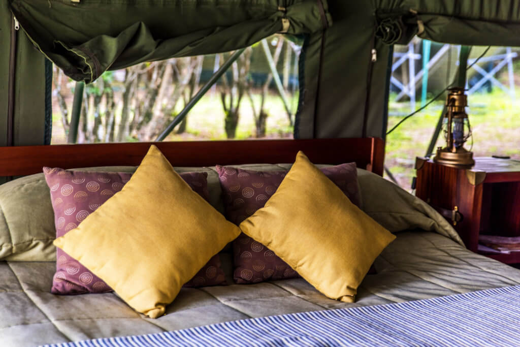 where to stay in Kenya