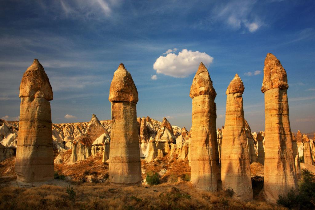 National Park in Turkey