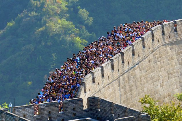 Become Part Of The Great Wall Marathon China - Great wall marathon