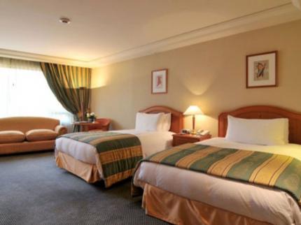 Intercontinental Santiago Bedroom