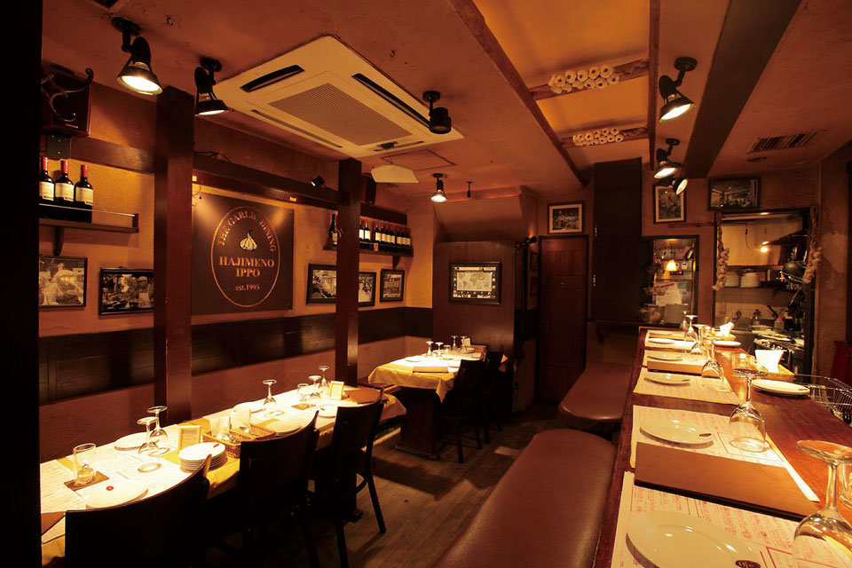 Ippoh Restaurant Tokyo