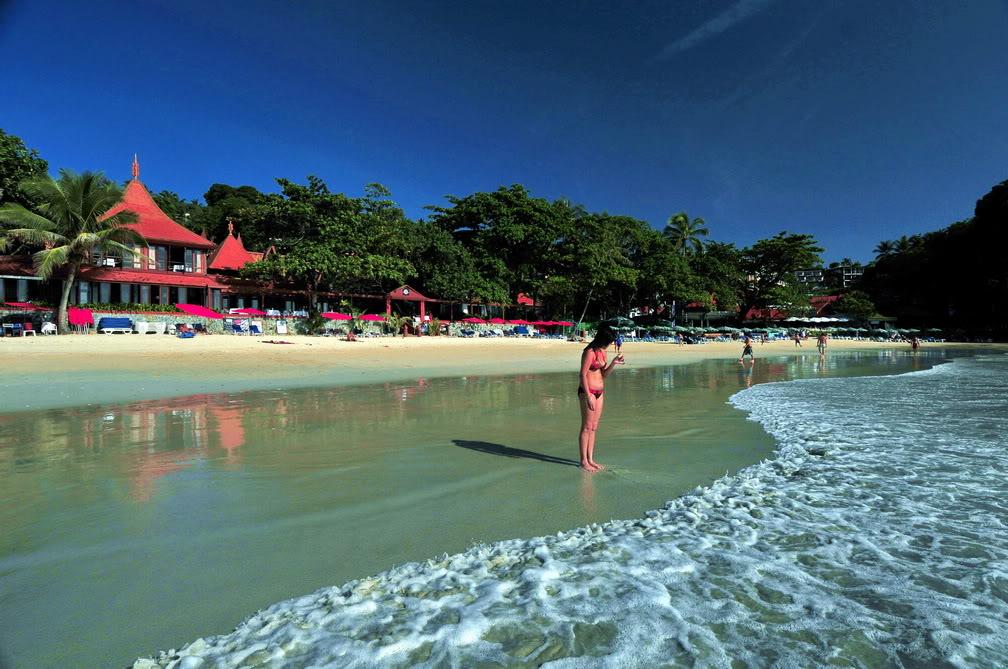 The Picturesque Kata Beach of Phuket