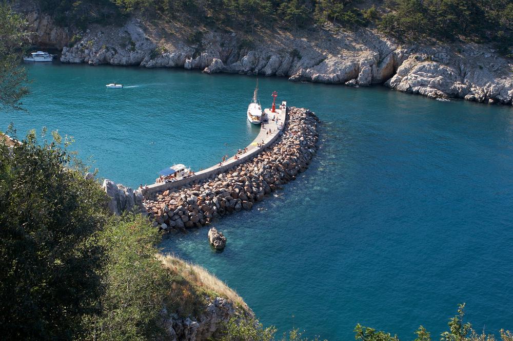 Остров крк хорватия