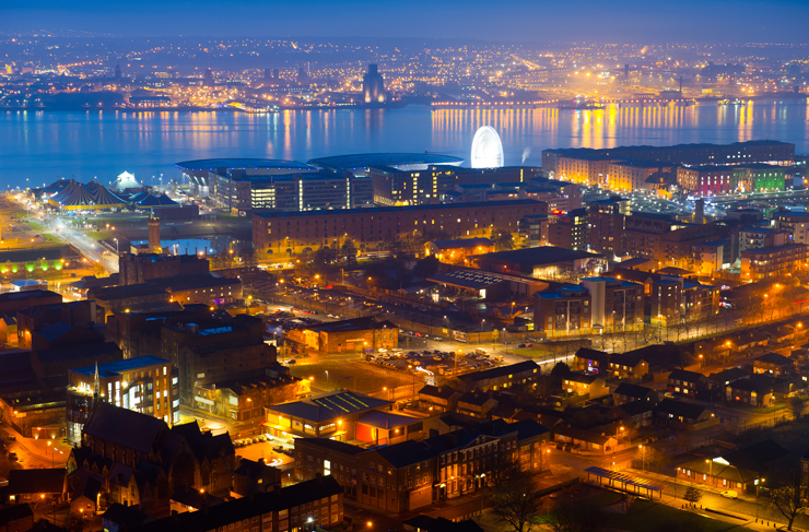 Liverpool The Most Successful Footballing City Of England