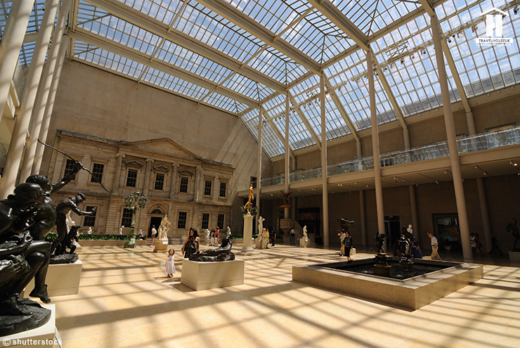 Top ten most famous museums in the world for Metropolitan museum of art in new york