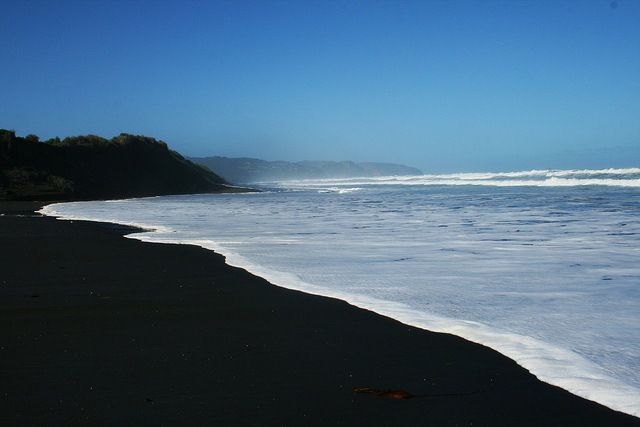 The most colorful and animated beaches of the world for How many black sand beaches in the world