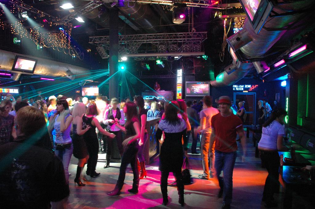 Nightlife Activities in Russia