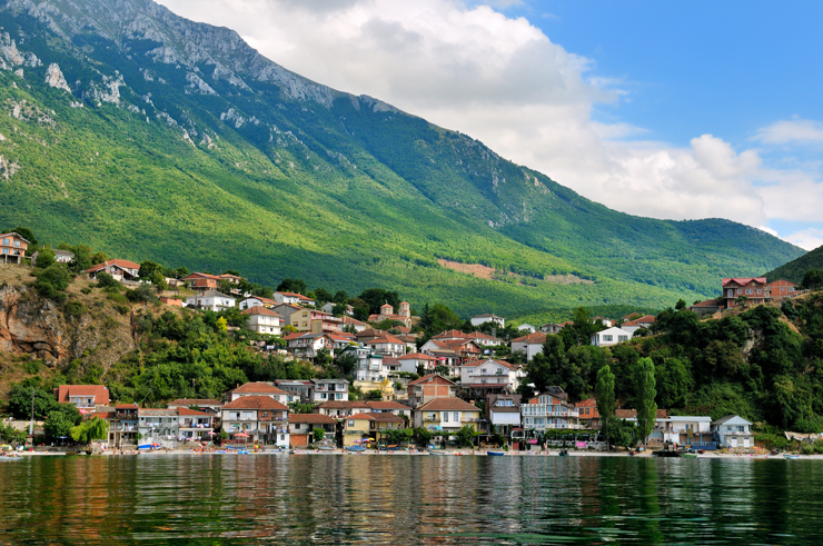 Ohrid-Lake-Macedonia