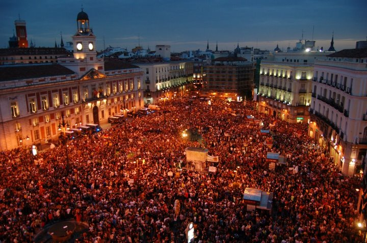 Kickoff the new year with a mind blowing spanish party for Puerta de sol