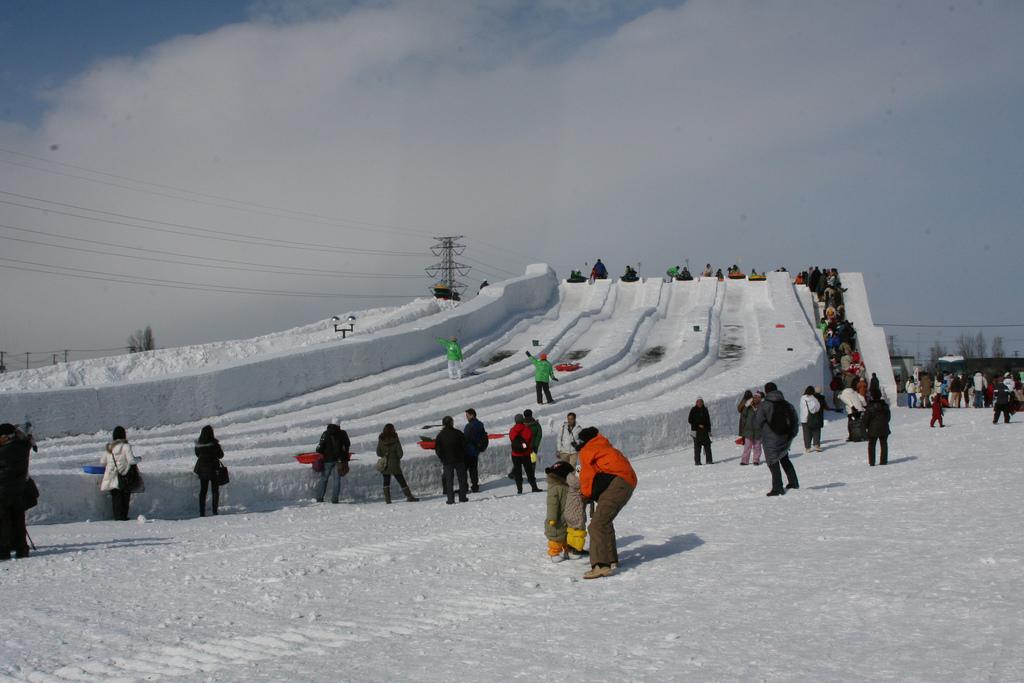 Trip to Hokkaido to see the Sapporo Snow festival