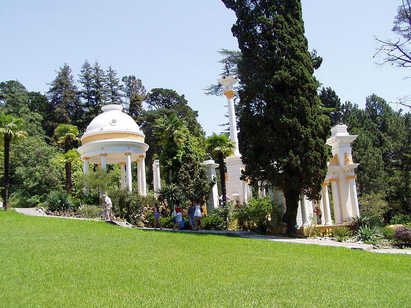 Dendrarium Sochi Botanical Gardens