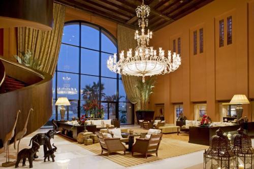 Sofitel Cairo El Gezirah Hotel Lobby