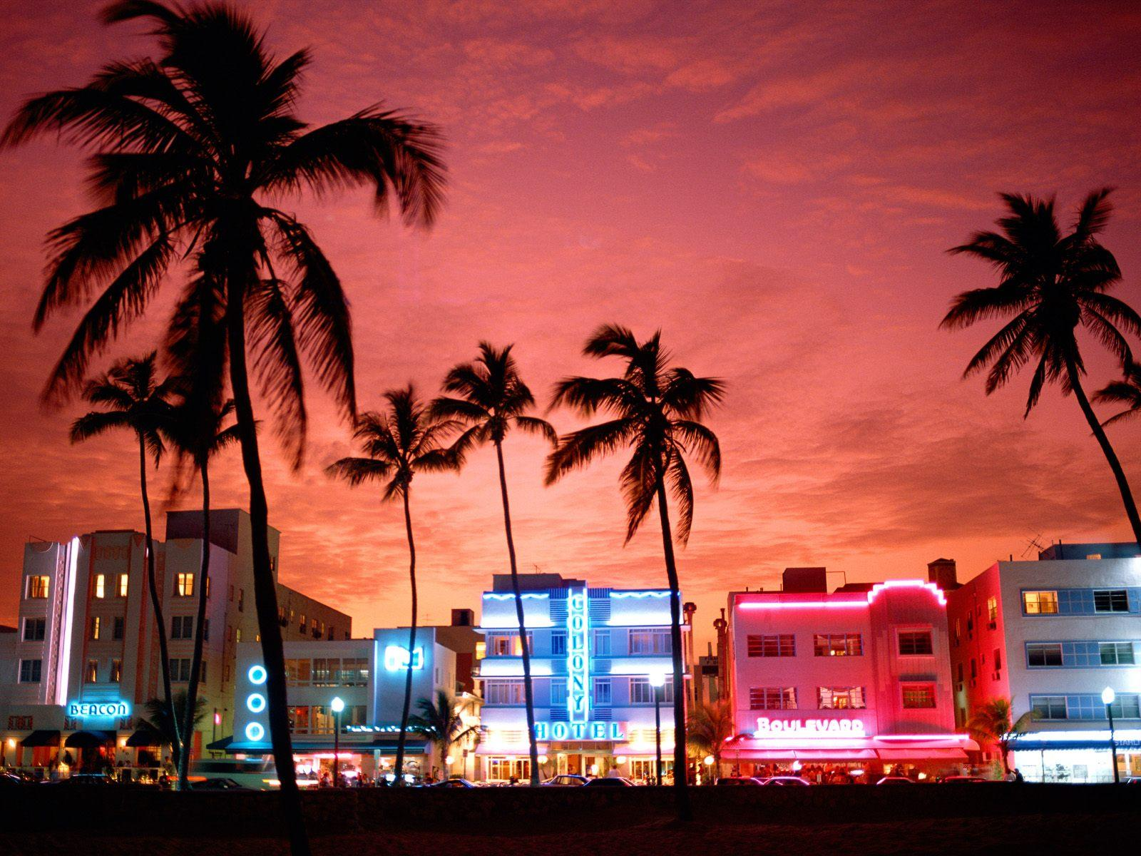 The Best Night Clubs In Miami Are All Located Right Here On Beach Which Makes It Place To Be As Soon Sun Goes Down
