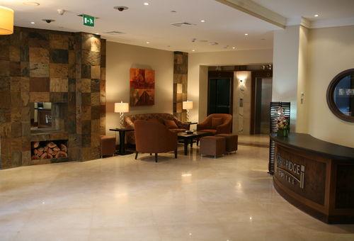 Staybridge Suites Cairo Citystars Hotel Reception area