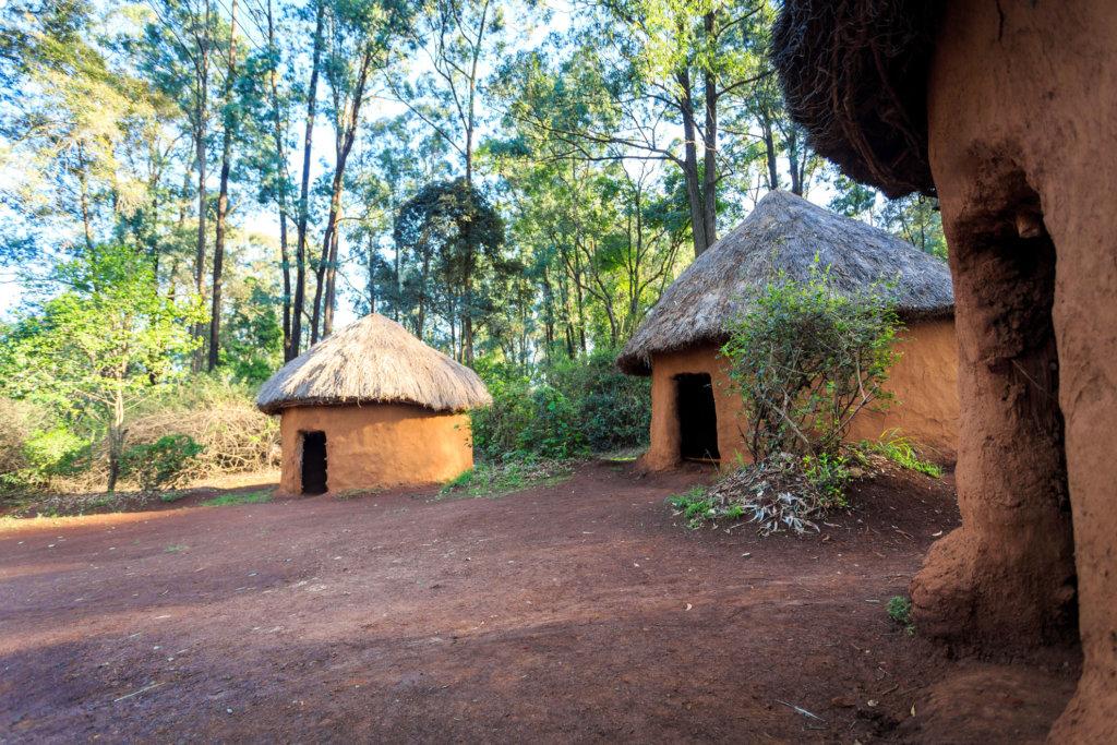 The Bomas in Kenya