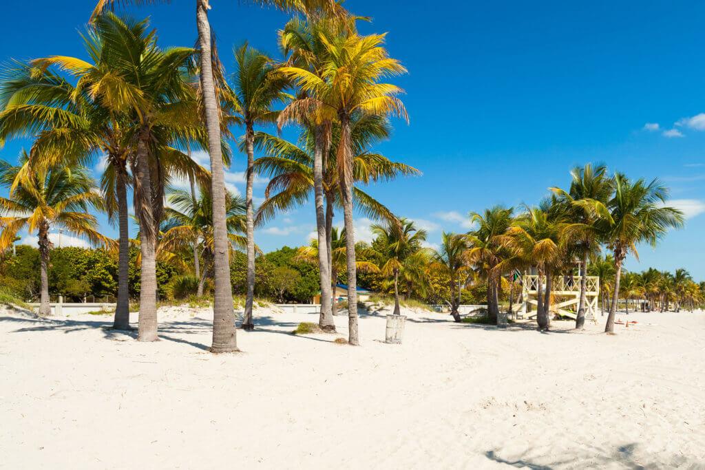 The Crandon Beach