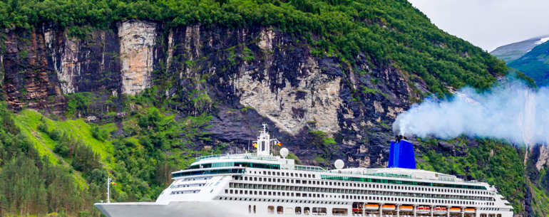 Ultimate World Cruise Experience