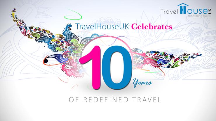 TravelhouseUK years celebrations