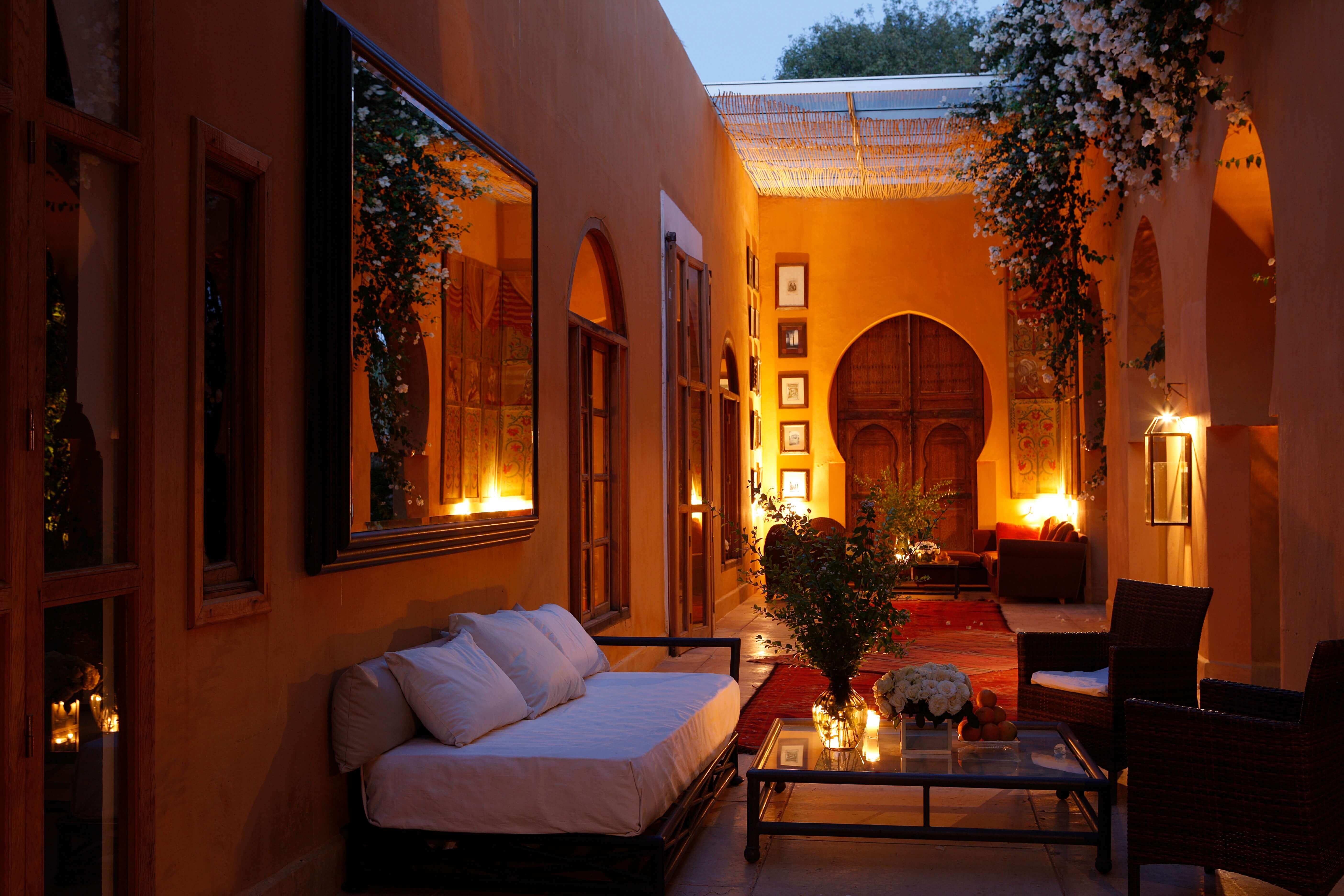 A dream come true in marrakech morocco for Design hotel marrakech