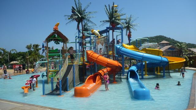 Water Park Durban South Africa